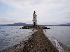3.トカレフスキー灯台とスポーツ湾周辺の散策