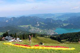 ドイツ・チェコ・ハンガリー・スロバキア・オーストリアのドライブ2087.3キロの旅 NO.9 登山鉄道のザングト・ヴォルフガングとザングト・ギルゲン&ザルツブルグのホテル