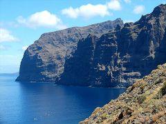 ★カナリア諸島(10)テネリフェ島 西岸から北西岸の見どころ巡り