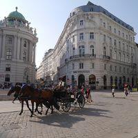 中欧3ヶ国の旅4日目(1日でウィーンを回れるだけ回る!)