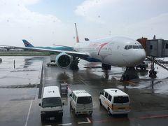 2016年夏(1)オーストリアへ 成田発OS52便(NRT→VIE)のビジネスクラス初搭乗