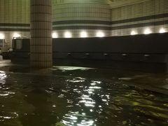 午前2時 ☆ 日本三大美肌の湯