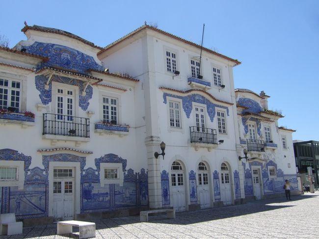 スペイン・ポルトガル紀行(3) アヴェイロ