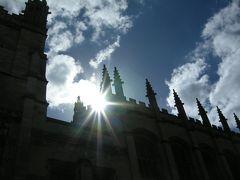 ロンドン再訪 たてもの見物旅行 その7 らすと オックスフォード