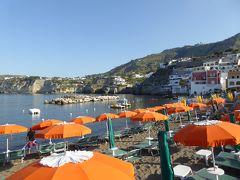夏の優雅な南イタリア周遊旅行♪ Vol396(第21日) ☆Isola d'Ischia/S.Angelo:朝のサンタンジェロを優雅に歩く♪