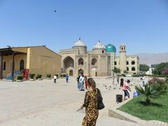 ウズベキスタン周遊&タジキスタン陸路日帰り(2)【ホジャンド日帰り観光(タジキスタン)】