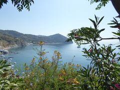 夏の優雅な南イタリア周遊旅行♪ Vol403(第21日) ☆Isola d'Ischia/S.Angelo:「Hotel Miramare Sea Resort」から「Parco Termae」へ優雅に歩く♪