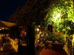 夏の優雅な南イタリア周遊旅行♪ Vol413(第21日) ☆Isola d'Ischia/S.Angelo:夜のサンタンジェロ♪最後のショッピングを優雅に楽しむ♪