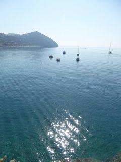 夏の優雅な南イタリア周遊旅行♪ Vol417(第22日) ☆Isola d'Ischia/S.Angelo:「Hotel Miramare Sea Resort」♪さようならサンタンジェロ♪