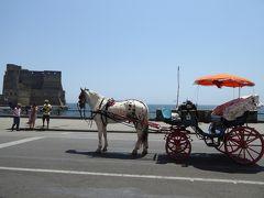 夏の優雅な南イタリア周遊旅行♪ Vol419(第22日) ☆Napoli:サンタルチアのプロムナードを優雅に歩く♪