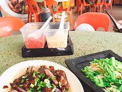 【マレーシア】バクテー、クアラルンプール、オープンレストラン、2016年9月マレーシア、その08-1、
