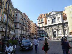 夏の優雅な南イタリア周遊旅行♪ Vol423(第22日) ☆Napoli:プレビシート広場からトレド通りへ優雅にショッピング♪