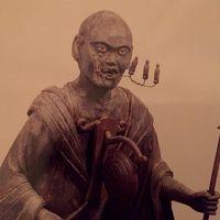 空也上人像に会いに月輪寺へ