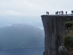 北欧デンマークからノルウェーとスウェーデン 良く歩きました ノルウェー編 No1