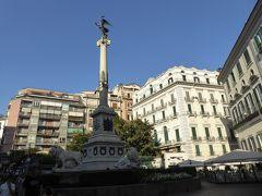 夏の優雅な南イタリア周遊旅行♪ Vol426(第22日) ☆Napoli:フィランジェーリ通りからサンタルチアへ優雅にショッピング♪