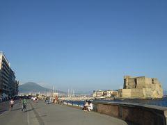 夏の優雅な南イタリア周遊旅行♪ Vol427(第22日) ☆Napoli:サンタルチアのプロムナード(パルテノペ通り)を優雅に歩く♪