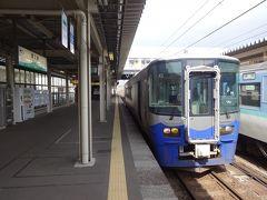 北陸新幹線と同日開業した5路線【その4】 えちごトキめき鉄道に乗る