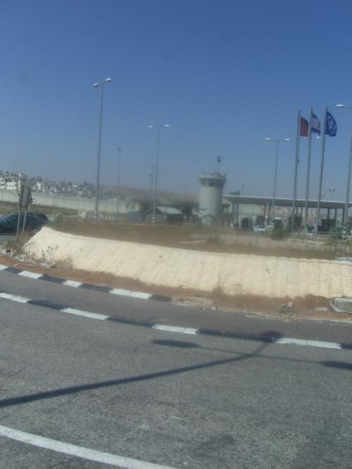 パレスチナの壁(砂布巾のLW 第6章その9)