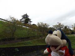 グーちゃん、倉真温泉へ臨時合宿に行く!(掛川城でYOU達の仰天の撮影会に遭遇!編)