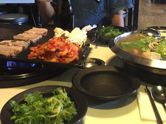 美味しいものを食べにソウルに行ってきました。