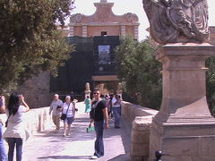 (26)2008年GWマルタへの旅8日間②イムディーナ(メイン・ゲート 見張り台 ヴィヘーナ邸 大聖堂 ファルツォン邸 堡塁広場)