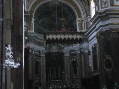 (26)2008年GWマルタへの旅8日間③ラバト(聖パウロ教会(地下墓地) 聖アガサの礼拝堂 と地下墓地)