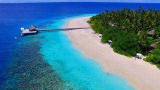 初のガーフダール環礁  アウトリガーコノッタへ 到着編