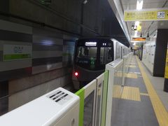 仙台市営地下鉄東西線と常磐線被災地域【その1】 地下鉄東西線に乗る