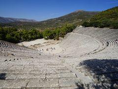 2016.8 夏旅・ギリシャ【13】~世界遺産・アスクレピオスの聖地エピダウロス~帰国
