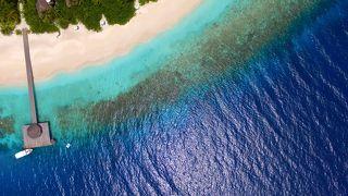 初のガーフダール環礁  アウトリガーコノッタへ 滞在編