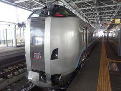 札幌市電延伸区間+その周辺いろいろ【その2】 スーパーカムイで札幌へ