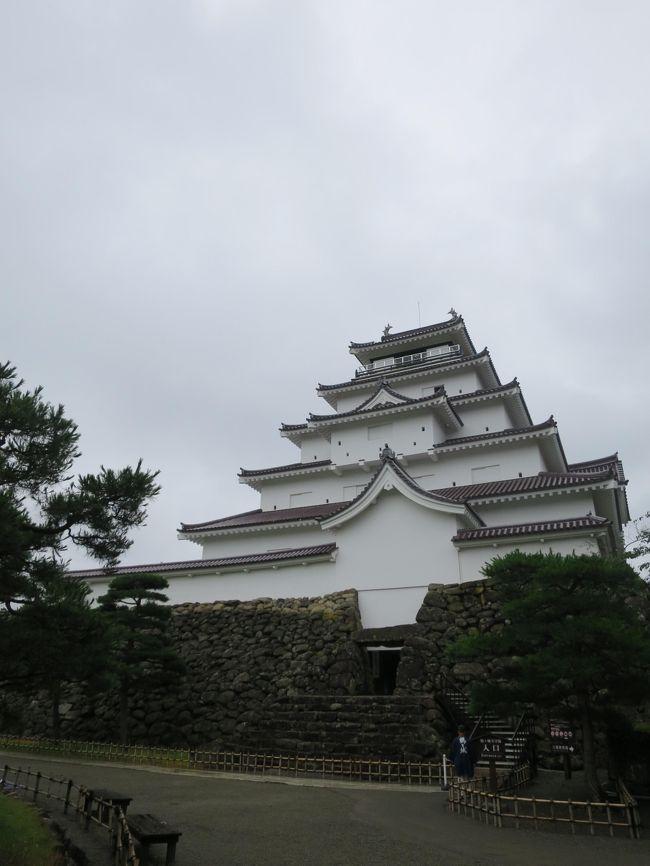 妻の母親が還暦を迎えたということで、<br /><br />妻の両親を福島1泊2日の旅行をプレゼントしました。<br /><br />天気はあまりよくなかったですが、<br /><br />猪苗代や会津方面を中心に観光しました。