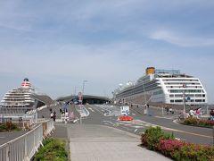 コスタビクトリアで航く横浜~済州島~博多クルーズ