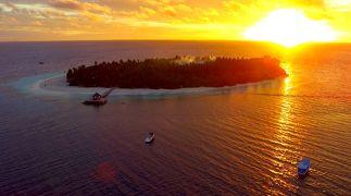 ガーフダール環礁 Outrigger Konotta Maldives アウトリガーコノッタへ 番外編