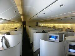エールフランス・ビジネスクラス搭乗記(帰路編:バルセロナ→パリ→成田)
