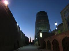 真夏のシルクロード 〜自力でウズベキスタン1週間〜 #4 ここが、星の降る砂漠のオアシスだ! @ヒヴァ