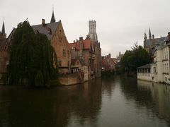 水と緑と可愛いお家と・・・景色がキレイな街♪