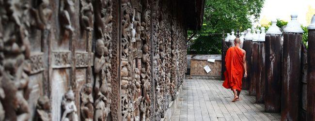 テーラワーダ仏教が色濃く残るミャンマー...