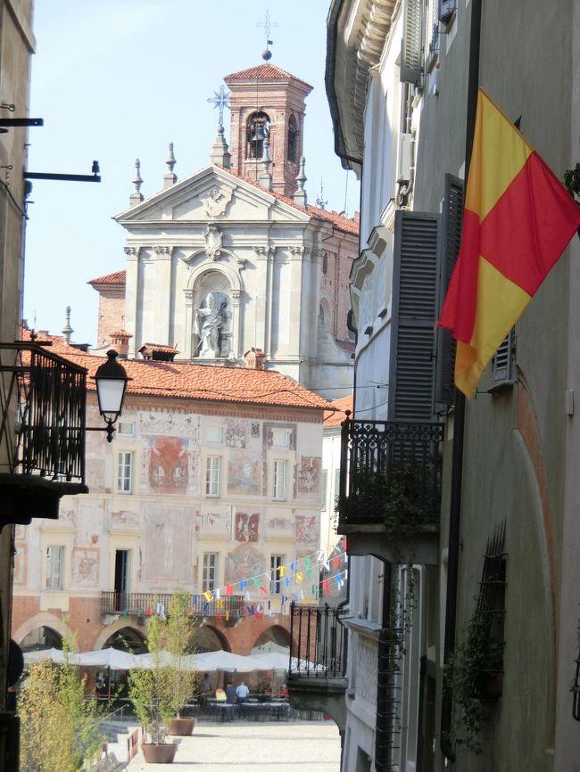 ピエモンテの中世の街&リヴィエラの美しき村 vol.2 モンドヴィ