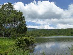 夏の優雅な浅間高原バカンス♪ Vol20 ☆嬬恋村:夏の美しい「バラギ湖」♪