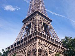 ベルサイユ宮殿、エッフェル塔(2016年夏の旅行記)