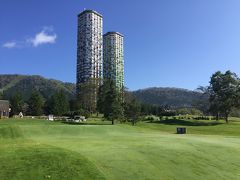 シルバーウィーク!北海道で初ゴルフ