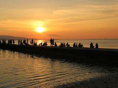 2016年 3歳児連れて真夏の八重山諸島巡り (3日目竹富島)