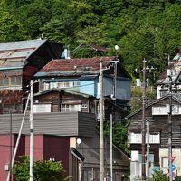 昭和レトロな街並みとキネマ街道が懐かしい夕張の街歩き(北海道)