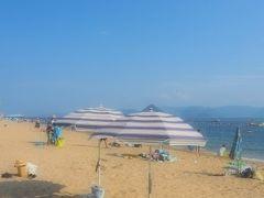 岡山*渋川海水浴場