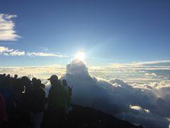 富士山初登頂☆5合目からの富士宮ルート