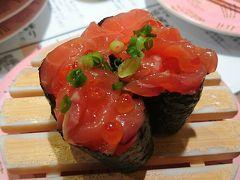 2016年9月 札幌旅行1日目♪おいしい寿司!ジンギスカン!夜パフェ!