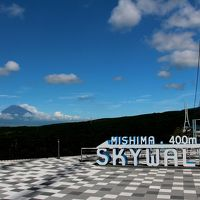 2016 晩夏の伊豆旅行!(その壱) 日本最長の吊橋「三島スカイウォーク」富士山を背景に歩いて見ました!