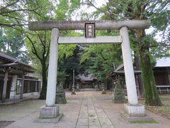 久しぶりに初秋の神明社を訪問する