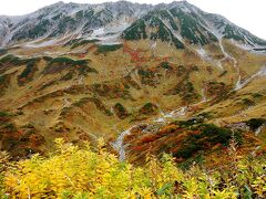 日本の紅葉を巡る旅から・2016ー(1)立山連峰・室堂&弥陀ヶ原